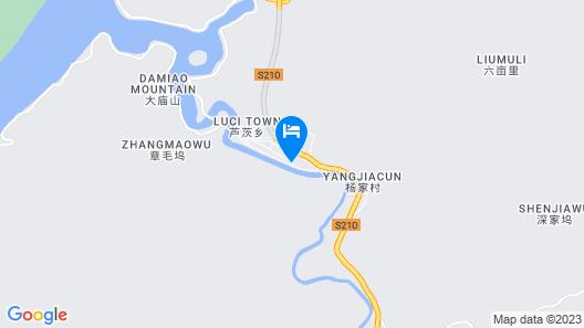 Yiyun Botique Inn Shuiyunjian Tonglu Map