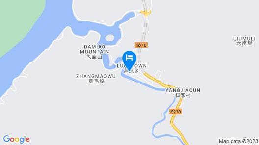 Floral Hotel Hangzhou Muxixiaolu Map
