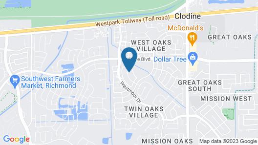 Paix Inn Map