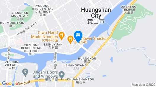 DW Hotels Map
