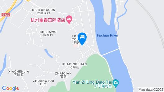 Yiyun Botique Inn Lumu Yiyan Tonglu Map