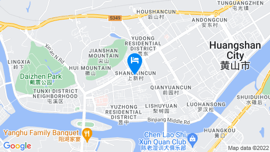 Ramada by Wyndham Huangshan North Map