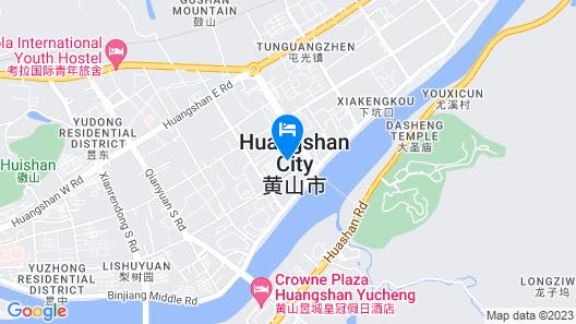 Ru Village Hotel Map