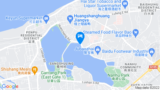 Jiujiang S&N International Hotel Map