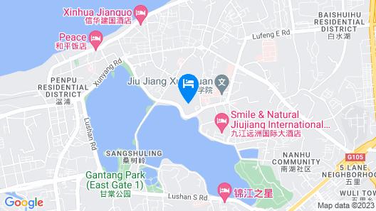 Smile AND Natural International HOT Map