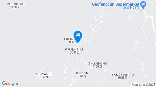 Jiushu Yunshang Resorts Map
