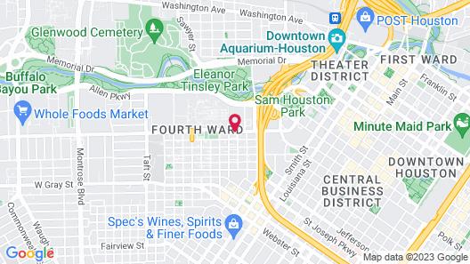 Best Western Plus Downtown Inn & Suites Map