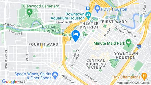C. Baldwin, Curio Collection by Hilton Map