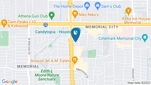 The Moran CITYCENTRE Map