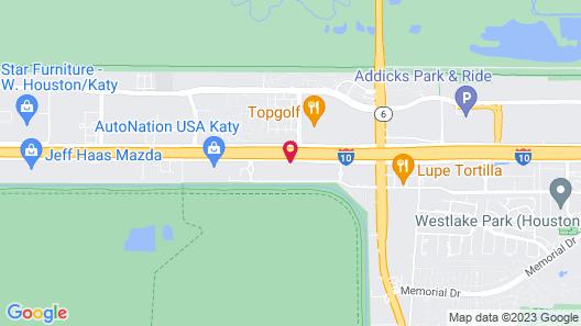 La Quinta Inn & Suites by Wyndham Houston West Park 10 Map