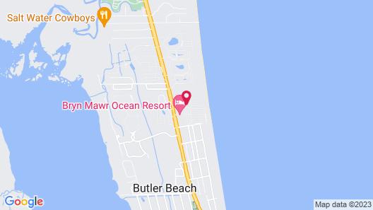 Ocean Gate at Hibiscus Resort Map