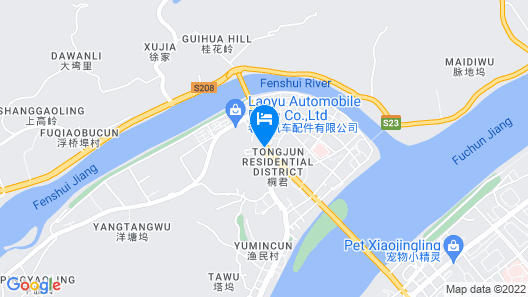 Tonglu Jinxin Hotel Map