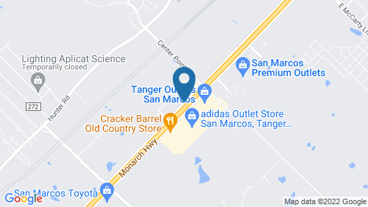 Baymont Inn & Suites by Wyndham San Marcos Outlet Malls Map