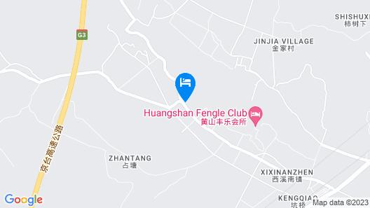 Villa Wangshan Hetianli Map