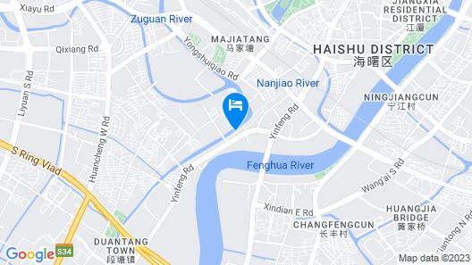 ZhengFang Kezhan Map