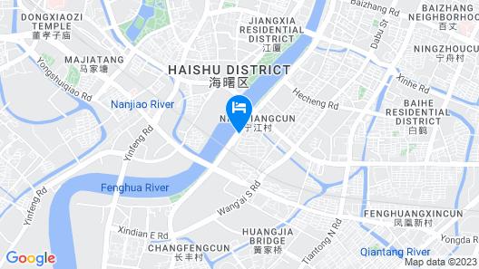 Ri Yue Xing Cheng Apartment 31 Map