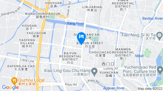 F-hotel Map