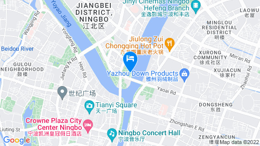 Man Yin Ju Japanese Style Apartment Map