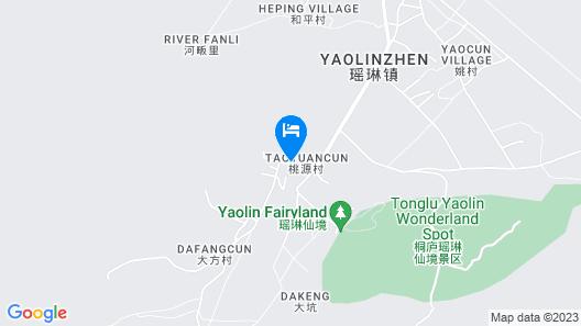 Yiyun Botique Inn Yunqi Yashe Tonglu Map