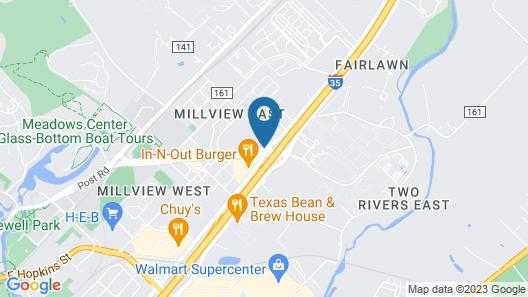 San Marcos Inn Map