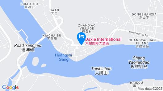 Da Xie International Map