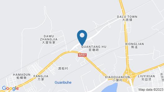 Meisiqi Hotel Map