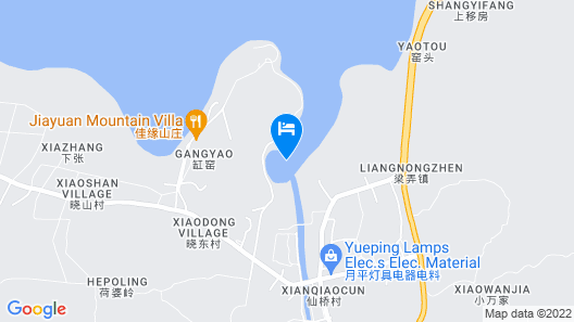 GoNative Boutique House Bamboo Whisper Map