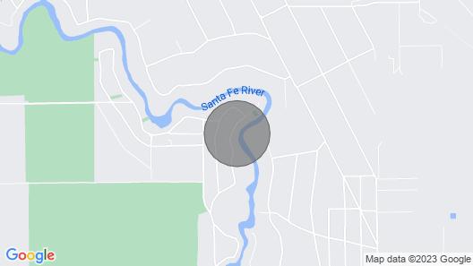 Santa Fe River Retreat Map