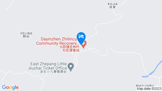 Yiyun Botique Inn Yinlu Yuyao Map
