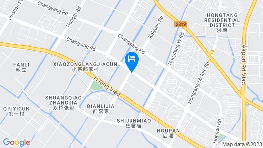 New Century Shiqifang Kaiyuan Map