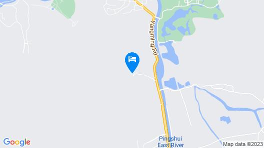 Ahn Luh Lanting Map
