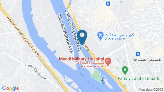 Nile View Jewel Hotel Map