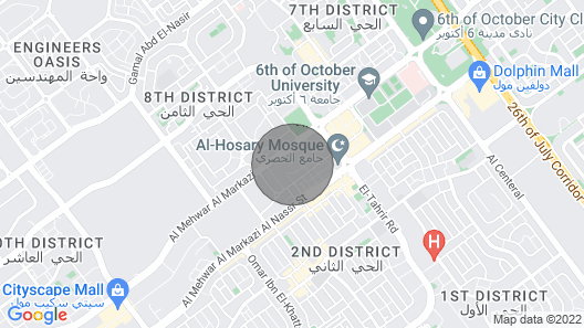 Cool , Privet , Luxury Flat In Egypt Map