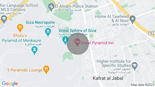Queen Cleopatra Map
