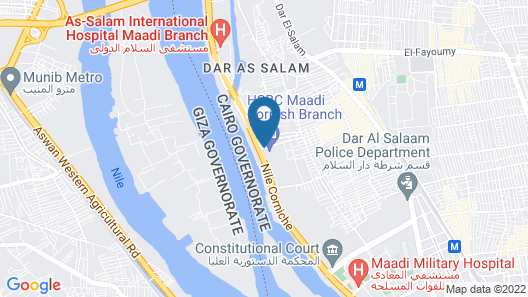 Sultan Outstanding Apartment at Maadi Map
