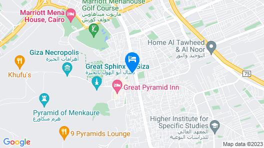 Pyramid edge Map