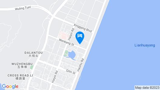 Atour Hotel Putuo Zhoushan Map