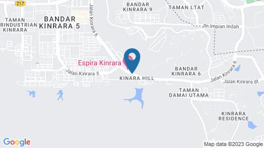 Kinrara Resort Map