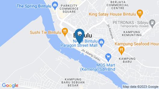 OYO 90185 168 Inn Map