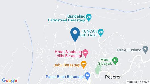 Bangkit Nan Jaya Map