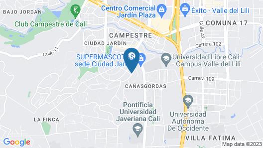 Casa14 Map