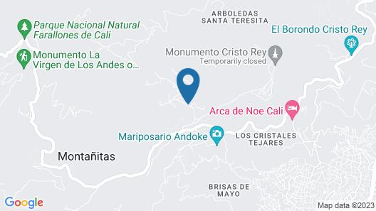 Ecovilla Map