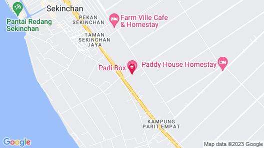 Padi Box Map