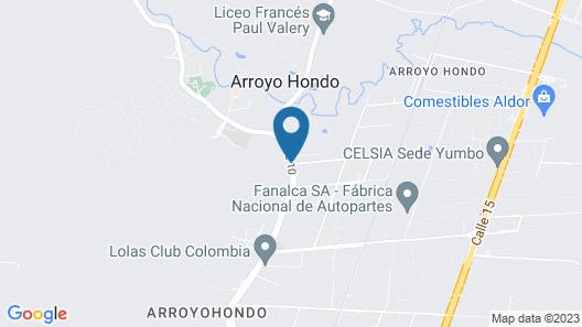 Motel Kamasutra Map