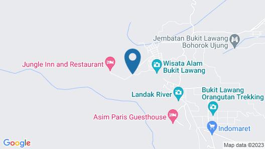 Bugis Inn Map