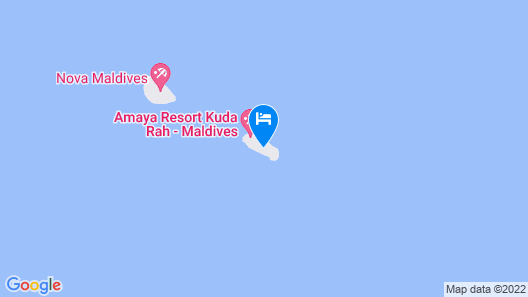 Amaya Resorts And Spas Kuda Rah Map