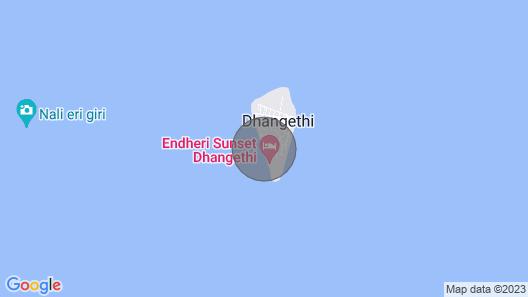 Sunset Beach Mala Map