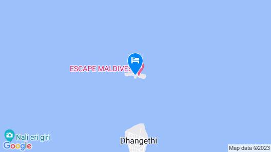 Ranveli Island Resort Map