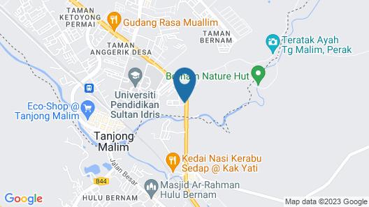 Hotel Sri Malim Map