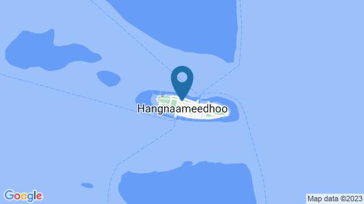 Detour Beach View Map